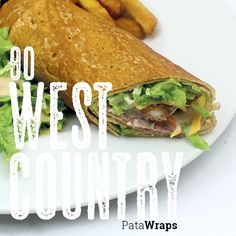 90 - West Country Poulet pané - cheddar - bacon - tomate - salade - sauce caesar