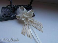 Wedding, Accessories, Ideas, Satin, Organza Flowers, Nosegay, Flowers, Valentines Day Weddings, Weddings