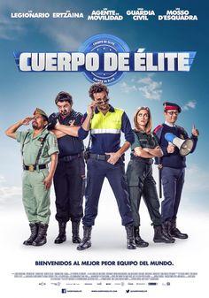 Cuerpo de élite (2016) - FilmAffinity