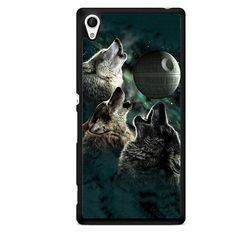 Three Wolf Moon TATUM-11213 Sony Phonecase Cover For Xperia Z1, Xperia Z2, Xperia Z3, Xperia Z4, Xperia Z5