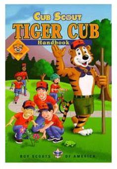Cub Scout Tiger Cub Handbook [PDF]