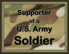 Supporting a U S Army Soldier