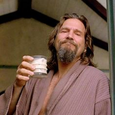"Number of White Russians The Dude drinks: 9 | 20 ""Big Lebowski"" Facts That Will Make You Love This Movie Even More"