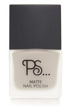 Primark - Matte nagellak, nude