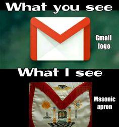 Satanic Illuminati NWO Freemason elite men rule and deceive people