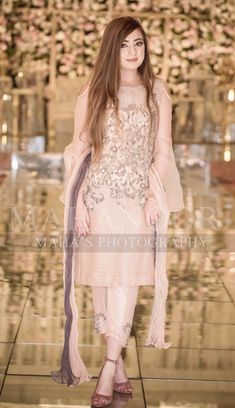 Shadi Dresses, Pakistani Formal Dresses, Pakistani Dress Design, Indian Dresses, Wedding Dresses For Girls, Formal Dresses For Weddings, Party Wear Dresses, Girls Dresses, Formal Outfits