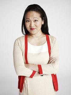 Suzy Nakamura as Yolanda on the NBC sitcom 'Go On' -- (Photo by: Robert Trachtenberg/NBC)