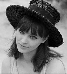 Danish Actress Anna Karina