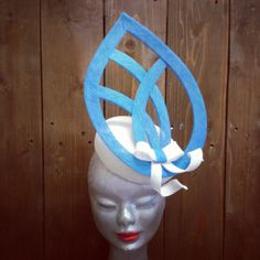 Penny Lane - Adorn Collection Millinery by MELISSA BARNES #millinery #hats #HatAcademy