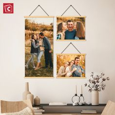 Hanging Canvas Prints are just the thing for displaying photo booth-style collages. What's your favorite app for taking a goofy series of pictures with your friends or little ones? Hanging Canvas, Canvas Wall Art, Wall Art Prints, Country Family Photos, Lyrics On Canvas, Canvas Online, Custom Canvas Prints, Best Canvas, Create Canvas