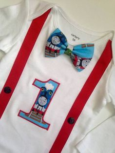 thomas the train.infant outfits - Google Search