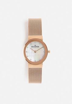 Buy Watches for Women at Superbalist - shop over 500 of the freshest Watches brands. Skagen, Watches Online, Gold Watch, Bracelet Watch, Accessories, Shopping, Women, Jewelry Accessories, Woman