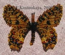 Butterfly Archon by Katherina Kostinsky