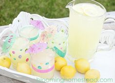 Fun party treat for summer