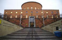 Biblioteca Pública de Estocolmo. Estocolmo, Suécia. Arquiteto: Erik Gunnar Asplund. Inaugurada em 1928. Fotografia: krss via Flickr.