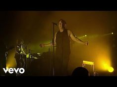 And this my friends is how you do a fucking epic concert. Awesome live performance (the drummer!!) and striking visuals. Please come to Germany soon! Nine Inch Nails - VEVO Presents: Nine Inch Nails Tension 2013