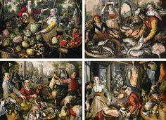Joachim Beuckelaer (Antwerp c. 1534-c. 1574)