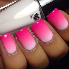 175 best ombre nails images  nails nail designs cute nails