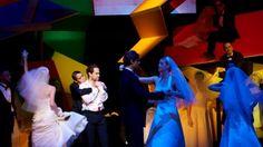 Orfeo ed Euridice - Staatsoper im Schiller Theater Berlin ベルリン国立歌劇場 シラー劇場 16年10月  グルック「オルフェオとエウリディーチェ」 M.E.ツェンチッチ