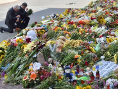 On this day, july 23 2014 The Netherlands are in mourning for the victims of flight MH17.