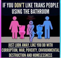 OHHHH BURN.....thru the hurts it's a toilet they have to go so what