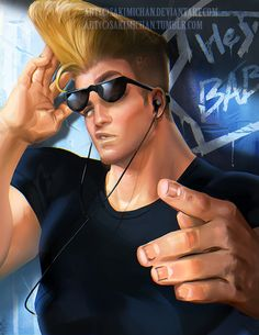 Image uploaded by 🌹 Maya 🌹. Find images and videos about art, cartoon network and Johnny bravo on We Heart It - the app to get lost in what you love. Johnny Bravo, Cartoon Network, Retro Cartoons, Old Cartoons, Classic Cartoons, Cartoon Art, Cartoon Characters, Fantasy Characters, Sakimichan Deviantart