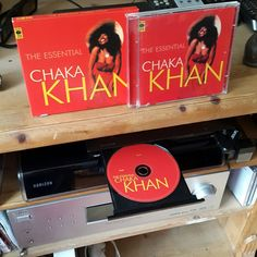 #Nowplaying #CD The Essential #ChakaKhan (Music Club Deluxe, 2011, #2CD #compilation)