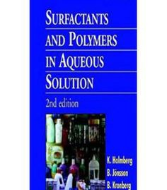 Surfactants And Polymers In Aqueous Solution PDF