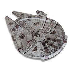 Star Wars Millennium Falcon Serving Platter | ThinkGeek