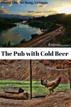 The Pub With Cold Beer in Phong Nha is a world famous attraction, and for good…
