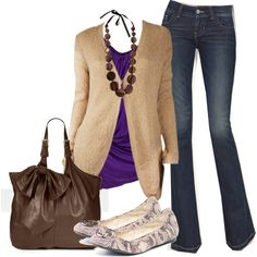 """Purple Shade"" by ohmeejean on Polyvore"