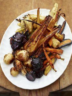 Roast Vegetables Mega mix   Vegetables Recipes   Jamie Oliver Recipes