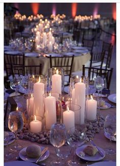 Unique and romantic wedding centerpiece - DIY Wedding Decoration Ideas. 20 Stunning Wedding Candlelight Decoration Ideas You Will Love. Venue, Table Decoration, Table Centrepiece and Party Venue Decoration Romantic Wedding Centerpieces, Flower Centerpieces, Romantic Weddings, Unique Weddings, Wedding Flowers, Wedding Decorations, Centerpiece Ideas, Elegant Wedding, Hurricane Centerpiece