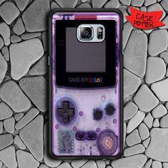 Game Boy Samsung Galaxy S6 Edge Black Case