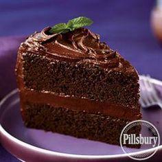 Chocolate Cake from Pillsbury® Baking