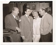 With Gene Kelly