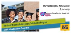 Must have graduated from a Maryland High School or obtained a Maryland GED in the last four years High school/College/University grade point average of 2.5 or greater to be applying for the scholarship.