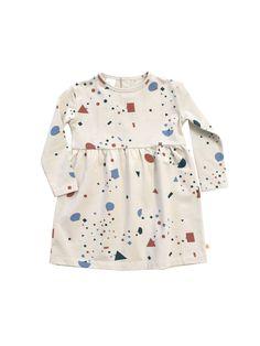 Geometry Chat Dress