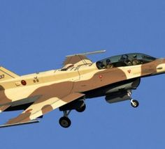 Presse: Un des F-16 marocains engagés contre Daech aurait escorté le Jumbo jet royal jusqu'à Istanbul