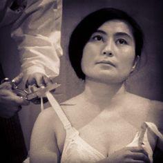 Yoko, Cut Piece, 1964.