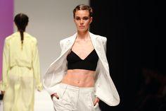 Melbourne spring fashion week-Desinger runway1  www.instagram.com/jaylim1 www.facebook.com/PlanBStyleBook http://planbstylebook.blogspot.com.au/  #melbourne #melbournefashion #melbournestreetfashion  #fashion #style #fashionblogger  #streetfashion #fashionphotography #melbournestreetstyle #photography #photographer #melbourne #streetstyle #streetfashion #seoul #korea #model  #womensfashion #womensstyle #womenstyle #womenswear #mensstyle  #melbournefashionweek #msfw #mbfwa #mbfw #nyfw