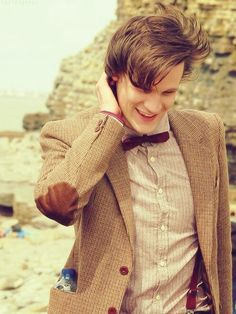 Matt smith is perfect