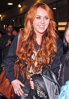 I miss old Miley Cyrus Hair
