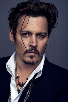 Johnny Depp como la nueva imagen de Dior