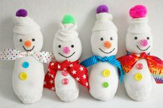 Min Naturliga Sida: Vinterpyssel med barn