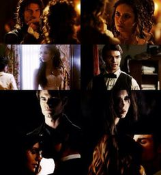 Kalijah ♡ Katherine and Elijah