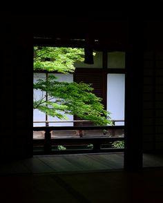 Shorenin in Kyoto, Japan