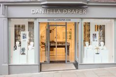 Daniella Draper launched her second store in Lincoln. #DaniellaDraper #Lincoln #thelocationgroup #shopopening #storeopening #elocations