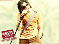 Farhan Akhtar in Rock On!