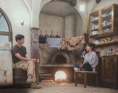 http://beautyandthebigboss.tumblr.com/ #descendants of the sun #song joon ki #song hye gyo